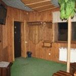 Комната отдыха сауны с бассейном 3