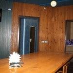Комната отдыха сауны с джакузи